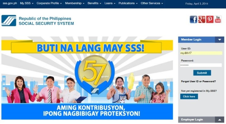 How-To: Check your SSS monthly contributions