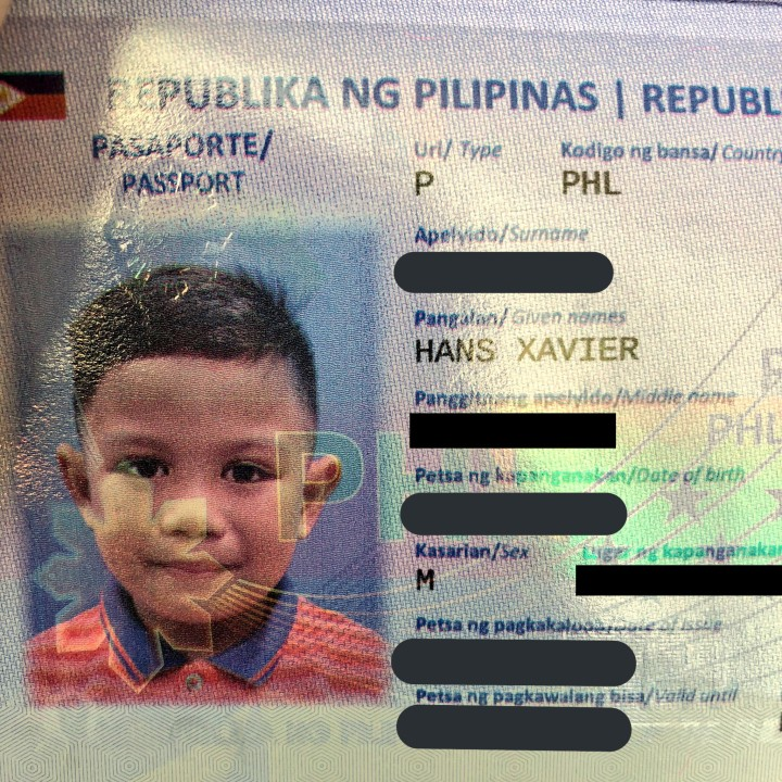Getting Xavy's passport (Part2)