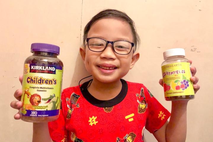 Multivitamin gummies for yourkids